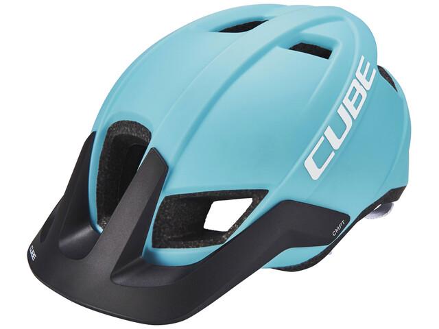 Cube CMPT Cykelhjelm turkis